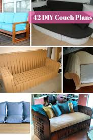 diy living room furniture. 42 DIY Sofa Plans [Free Instructions] Diy Living Room Furniture