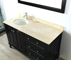 43 inch bath vanity top right offset bathroom tops classy design ideas sink with left