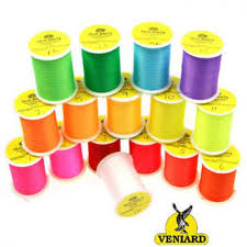 Veniard Glo Brite Floss 25 Yards Mixed Collection