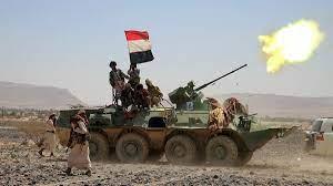 الجيش اليمني يعلن عن تقدم جديد جنوب مأرب
