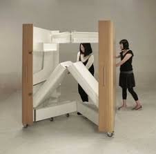 space efficient furniture. the kenchikukagu mobile furniture series designed by japanese company atelier opa are intended to cater folding furniturespace saving space efficient