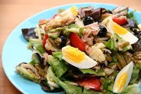 Makkelijke gezonde salade