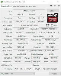 Best Gpu For Mining Ever Radeon Vii Mining Hashrates Chart