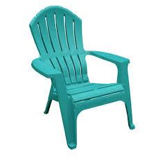 Light Blue Plastic Adirondack Chairs Realcomfort Sea Glass Plastic Adirondack Chair