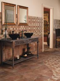 Bathrooms Flooring Ceramic Tile Bathroom Floors Hgtv