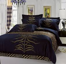 blue luxury bed sheets