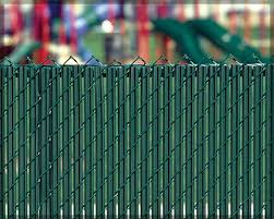 Simple Chain Link Fence Slats For Decorating