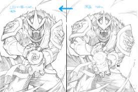 ドラゴンボールの悟空が描ければ一人前線画の描き方1つでイラストの
