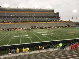 Tim Hortons Field Section 116 Home Of Hamilton Tiger Cats