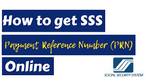 How To Get Sss Payment Reference Number Prn Online