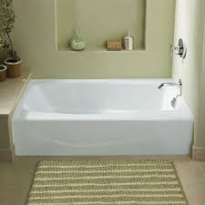 home interior miracle kohler bathtubs kohler bancroft 5 ft acrylic left drain rectangular alcove non