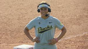 Oregon softball's Shannon Rhodes on comeback win over Stanford: 'We got it  rolling' | Pac-12