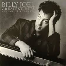 Millions of posters and more spanning over 50 years. Billy Joel Poster Greatest Hits Volume I Ii Vintage 1985 Album Flat