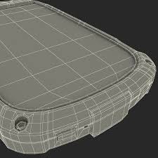 Kyocera Torque E6710 3D Model $49 - .ma ...