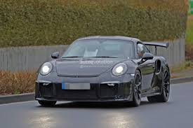 2018 porsche rsr. unique 2018 2018 porsche 911 gt3 rs spied  on porsche rsr p