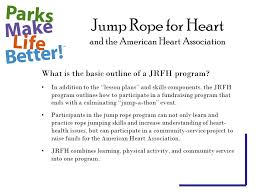 Jump Rope For Heart Not Just For Schools Bear Williams Cahperd The