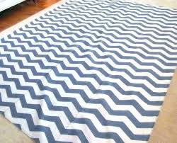 teal chevron rug grey and white zigzag outdoor 5x7 an