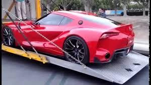 Ferrari? The Brand new 2015 Toyota Supra!!! - YouTube