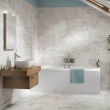 bathroom design center 4. Plain Center Stone Look 12x24 Wall Tile With Coordinating Brick Mosaic Accent With Bathroom Design Center 4