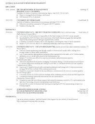 Admissions Officer Sample Resume Classy Mba Admission Resume Admission Resume Business School Admission