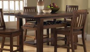 upholstered chairs round and grey table torjin inch leather modern costco counter room dining board for