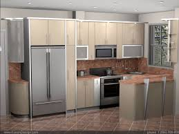Studio Kitchen For Small Spaces Interesting Rms Moderngeek Studio Apartment Bed Kitchen Small