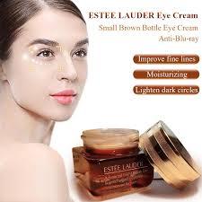 estee lauder eye cream small brown bottle eye cream anti blu ray anr eye