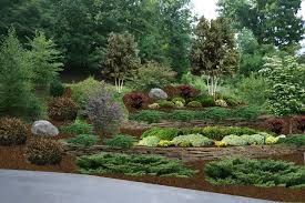 Small Picture 19 Inspiring Garden Edging Ideas Photo Idea Sloped Landscape