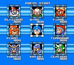 Mega Man 6 Weakness Chart Blast From The Past Mega Man Vi Snes Sa Gamer