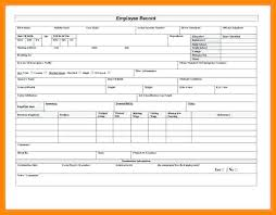 Individual Payroll Record Forms - April.onthemarch.co