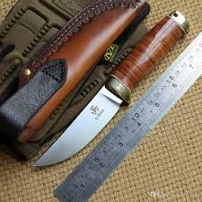 libing original python d2 blade fixed blade straight knife leather handle sheath camping hunting survival tactical outdoor edc knives tools best camping