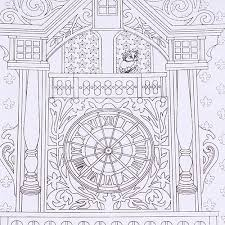 Small Picture HengSong Secret Garden An Inky Treasure Hunt and Coloring Book