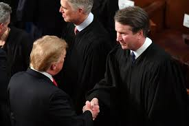 New Reporting Claims Brett Kavanaugh Did Touch Yale Classmates ...