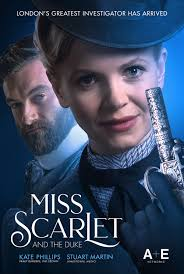 Miss Scarlet and the Duke (TV Series ...