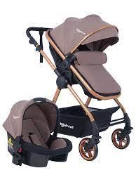 Baby Force Nova Travel Sistem Bebek Arabası Kahverengi Fiyatı 2360 / KAH