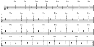 Guitar Reggae Wikibooks Open Books For An Open World