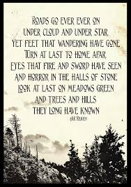 Bilbo Baggins Quotes Beauteous The Road From The Hobbit Quotes Tolkien On QuotesTopics