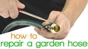 Simple Garden Hose Repair How To A For Decor