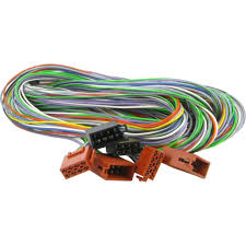 ctuv t harness for iso iso extension car audio direct ct10uv09 t harness for iso iso extension