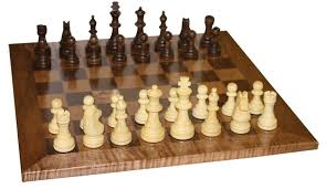 Wooden Board Game Sets Handcrafted Chess Board Game 53