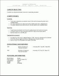 Academic Resume Templates – Http://www.resumecareer/academic For ...