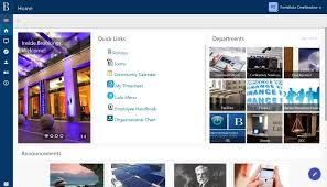 Case Study Onewindow Workplace Intranet Unifies The