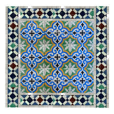 moroccan floor tile example moroccan cement tiles mosaic hand painted cement tiles hand