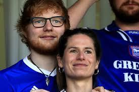 Who is Cherry Seaborn? Ed <b>Sheeran's</b> wife and childhood ...