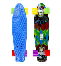Круизер <b>MaxCity Plastic</b> Board X1 SMASH Small — купить в ...