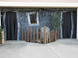 cool haunted house ideas - Google Search. See more. IDEAS & INSPIRATIONS:  Halloween Decorations - Outdoor Halloween Decorations