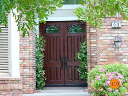 traditional style double front entry doors 2 36x96 72 inch wide and 8
