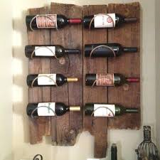 wooden wine racks we decided to make our own wine rack from local old barn wood wooden wine racks