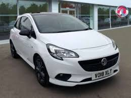 2018 vauxhall corsa white edition s s 3 door