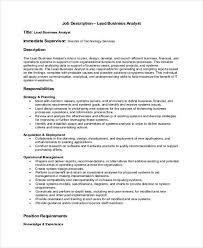 business management analyst job description benefits analyst job description